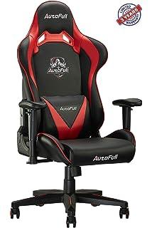 Amazon.com: Silla de juegos, silla de videojuegos automática ...