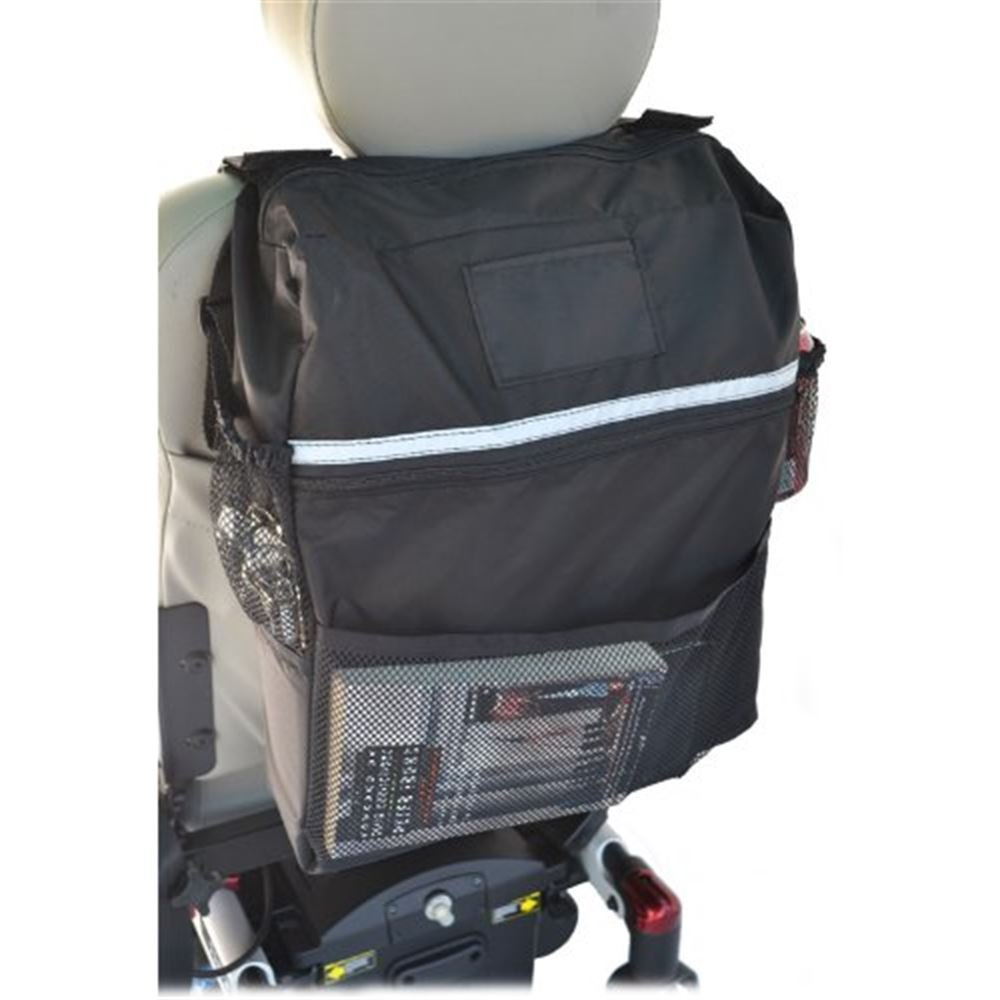 Deluxe Scooter Seatback Bag B1121