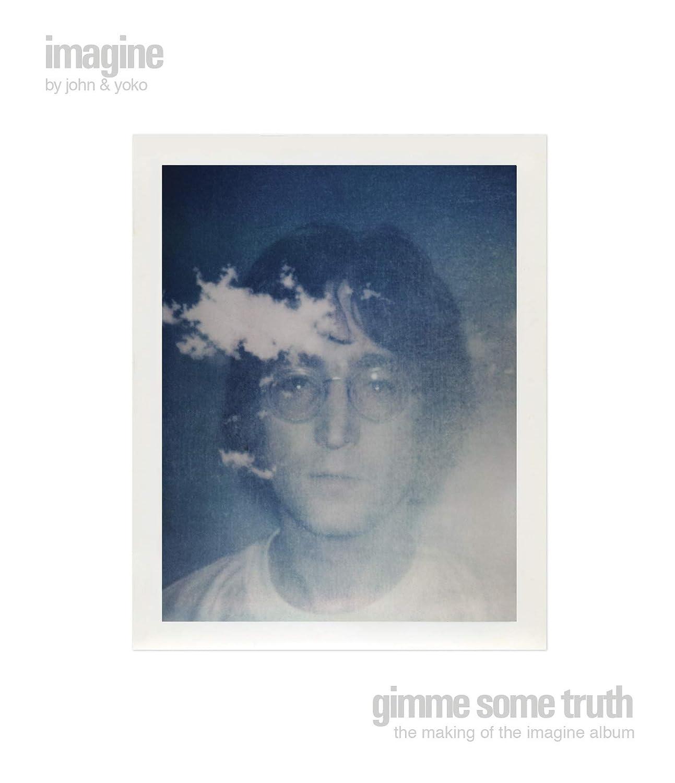GIMME SOME TRUTH  Bumper Sticker   JOHN LENNON   BUY 2 GET 1 FREE  Free S/&H