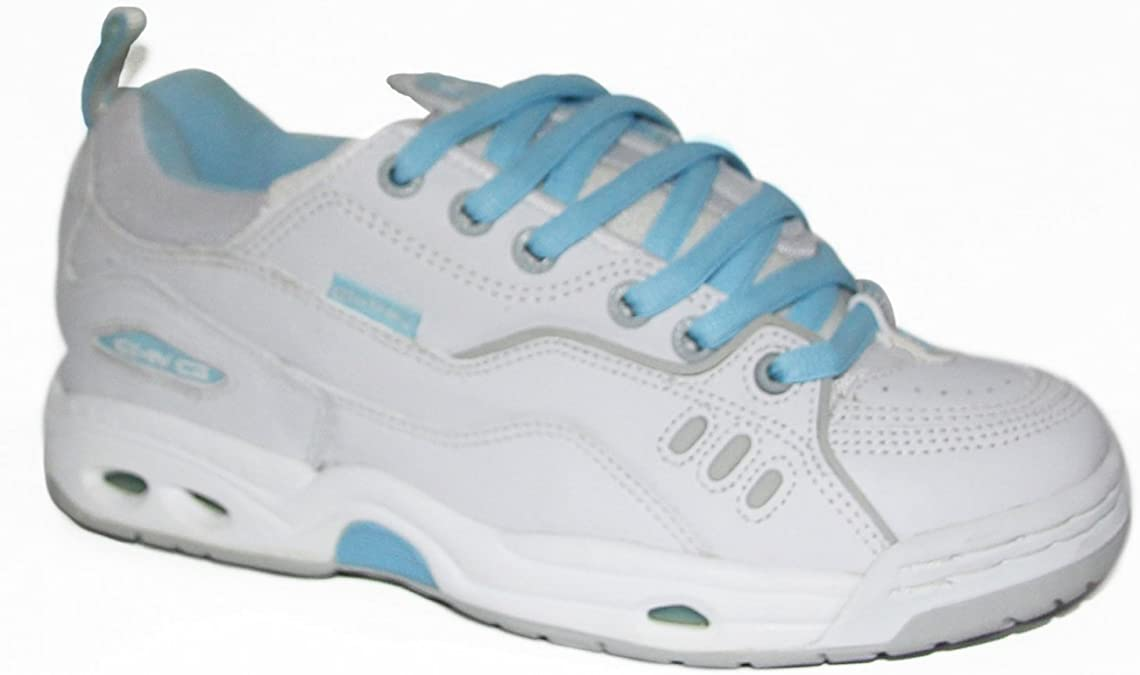 Globe CTIV Chet Thomas White Light Blue, Blanco (Blanco), 40 1/2 ...