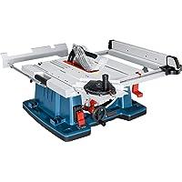 Bosch Profesional Sierra Circular de mesa GTS 10 XC con freno de motor (potencia: 2100 W,…