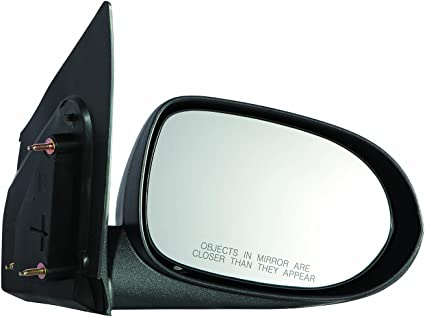 Unknown Partslink Number FO1320209 OE Replacement Ford Excursion//Super Duty Driver Side Mirror Outside Rear View
