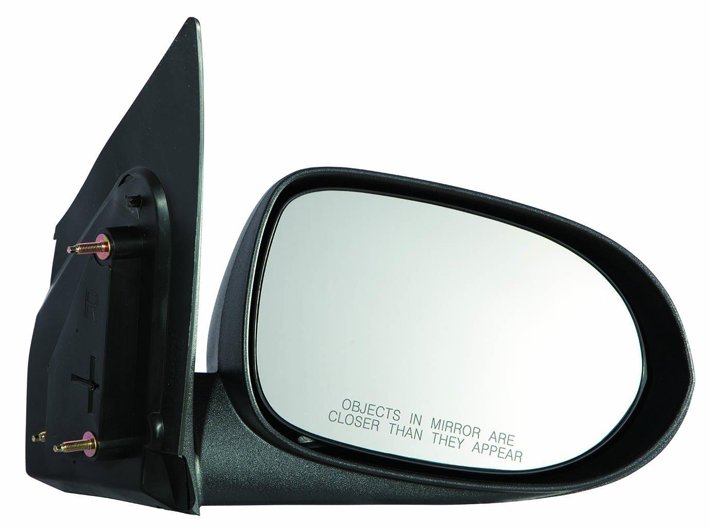 Depo 334-5421R3MF Dodge Caliber Passenger Side Manual Mirror 07-12 Non-Folded Textured