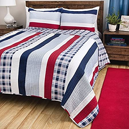 61fonZTEefL._SS450_ 100+ Nautical Quilts and Beach Quilts