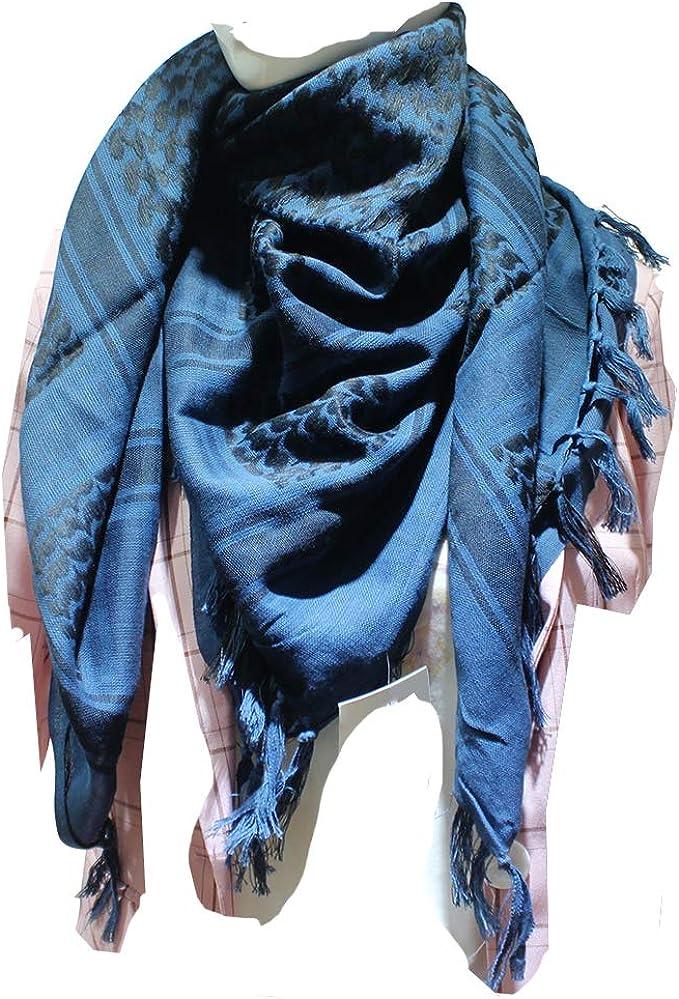 Palituch bunt-multicolor 10 Kufiya PLO Tuch Halstuch Wüste Kopfbedeckung Schal