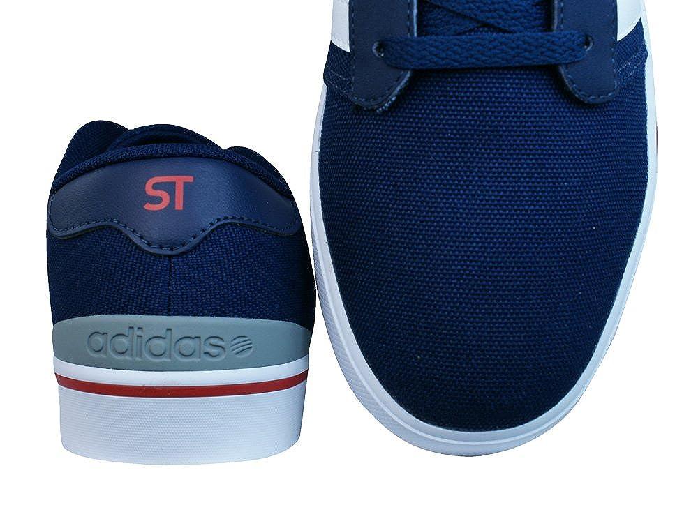 new arrival 9a7d0 2f565 ... free shipping adidas neo park st lvs herren turnschuhe schuhe blue 40  amazon.de schuhe