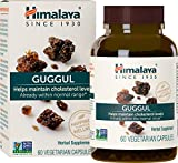 Himalaya Guggul, for Healthy Cholesterol and Triglyceride Levels, 60 capsules, 750 mg For Sale