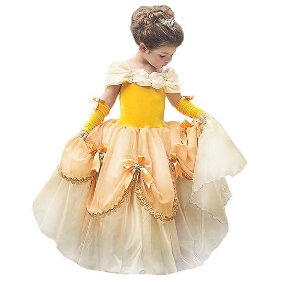 Disfraz de Princesa Bella de la Bella y la Bestia para ...