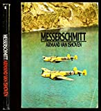 Front cover for the book Messerschmitt, aircraft designer by Armand Van Ishoven