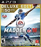Madden NFL 16 - Deluxe Edition - PlayStation 3