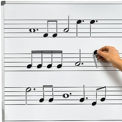 Amazon com: Chamberlain Music WMN30 Magnetic Music Symbol