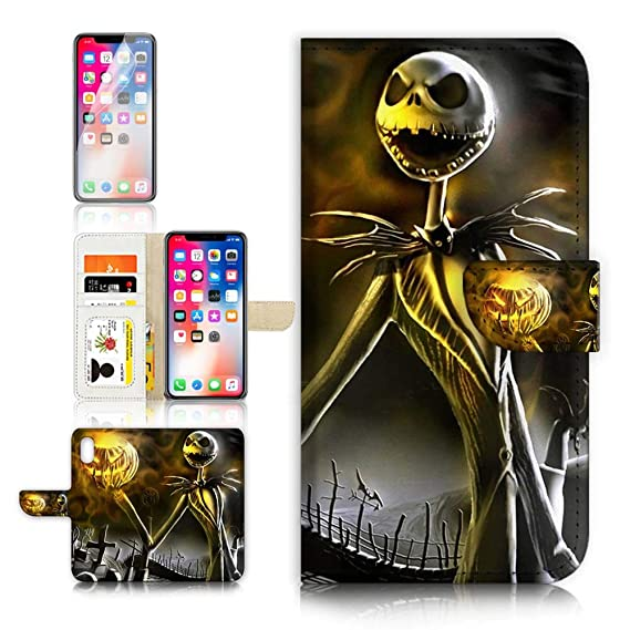 Amazon Com For Iphone Xs Max Flip Wallet Case Cover