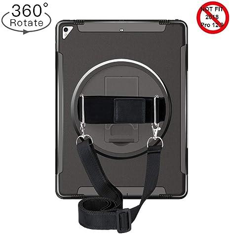 Ipad Pro 12 9 Miesherk 360 Degree Kickstand Case Computers Accessories