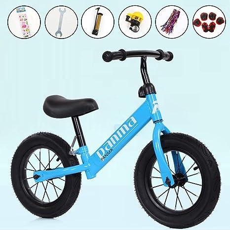Niños Bicicleta De Equilibrio, De 12 Pulgadas De Bicicletas para ...
