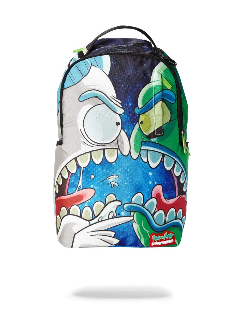 SPRAYGROUND BACKPACK RICK & MORTY RICK VS ZEEP by Sprayground