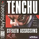 Tenchu Stealth Assassins Instruction Booklet (Sony PlayStation 1 PS1 Game Manual User's Guide only - NO GAME)