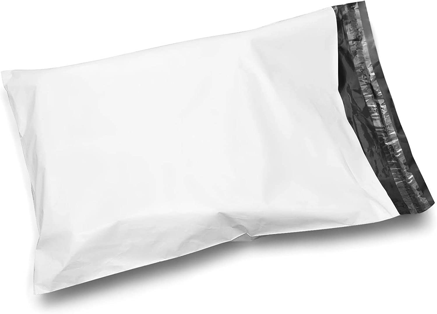 Shop4Mailers 19 x 24 Glossy White Poly Bag Mailer Envelopes 2 Mil (50 Pack)