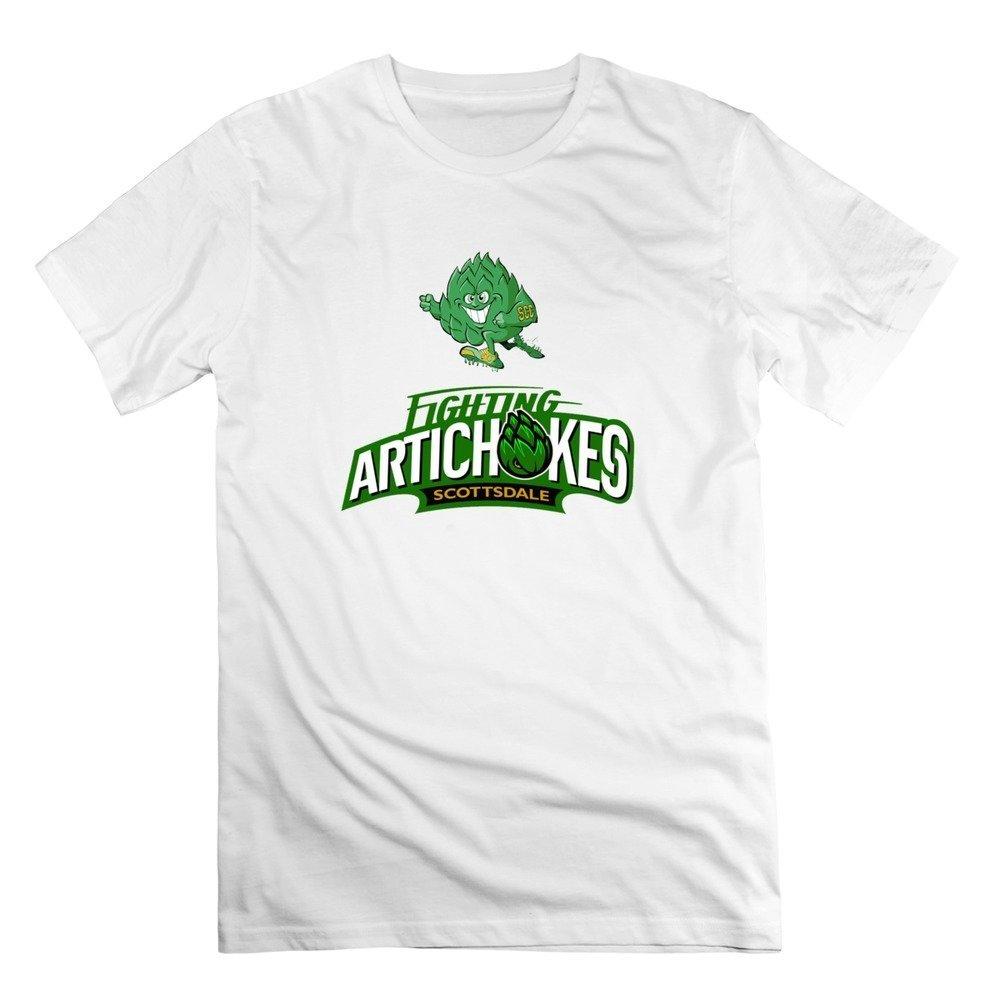 Tianyi Fighting Artichokes Scottsdale Short Sleeve T Shirt 8348