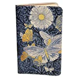 Butterfly Book Journal (Diary, Notebook) w/ Moleskine Cahier Pocket Cover