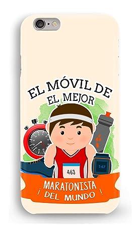 Funda Carcasa maratonista para Huawei Honor 7 plástico rígido ...