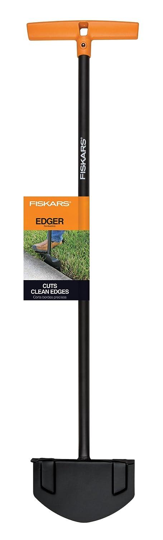 Fiskars 38.5 Inch Long-handle Steel Edger Renewed