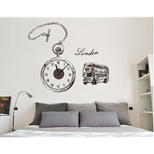 Stickers Horloge Amazon Fr
