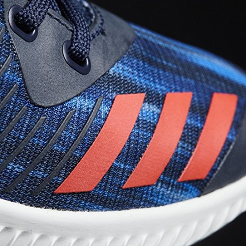 adidas Fortarun K, Zapatillas Unisex Niños Azul (Maruni/rojbas/ftwbla)