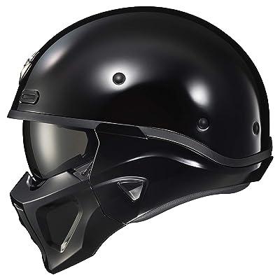 Scorpion Covert X Helmet (X-Large) (Matte Black): Automotive