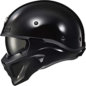 Scorpion Covert X Helmet (Large) (Matte Black)