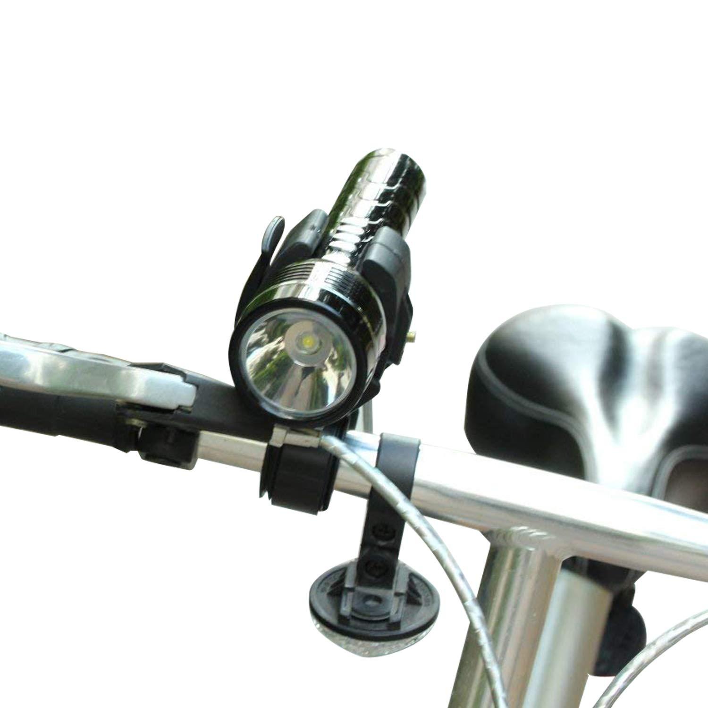 Timorn Multifunktionale Nottaschenlampe FM Radio-Lautsprecher-MP3-Player-Unterstützungs-TF-Karte Smart-Handy-Ladegerät-Energien-Bank mit Kabel (Schwarz)