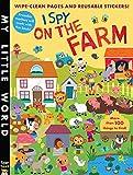 I Spy on the Farm Sticker Activity (My Little World)