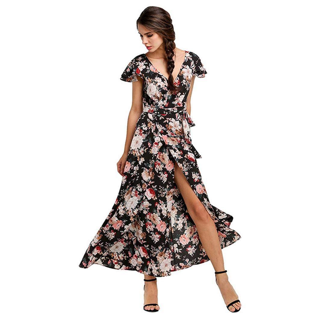 03db6078db21 70% discount on Meharbour Women Fashion Print Cheongsam Dress with ...
