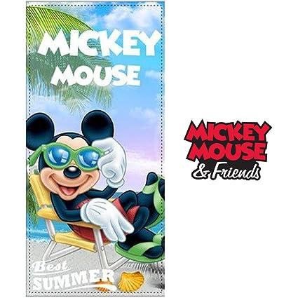 Mickey Mouse Sunglassed mejor de verano toalla de playa por BestTrend