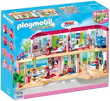 PLAYMOBIL - Gran Hotel, Set de Juego (5265): Amazon.es: Juguetes y juegos