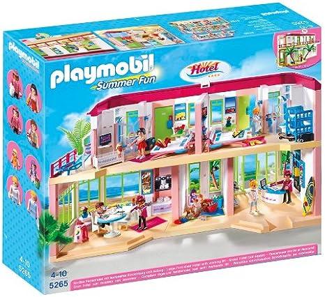 PLAYMOBIL - Gran Hotel, Set de Juego (5265): Amazon.es: Juguetes y ...