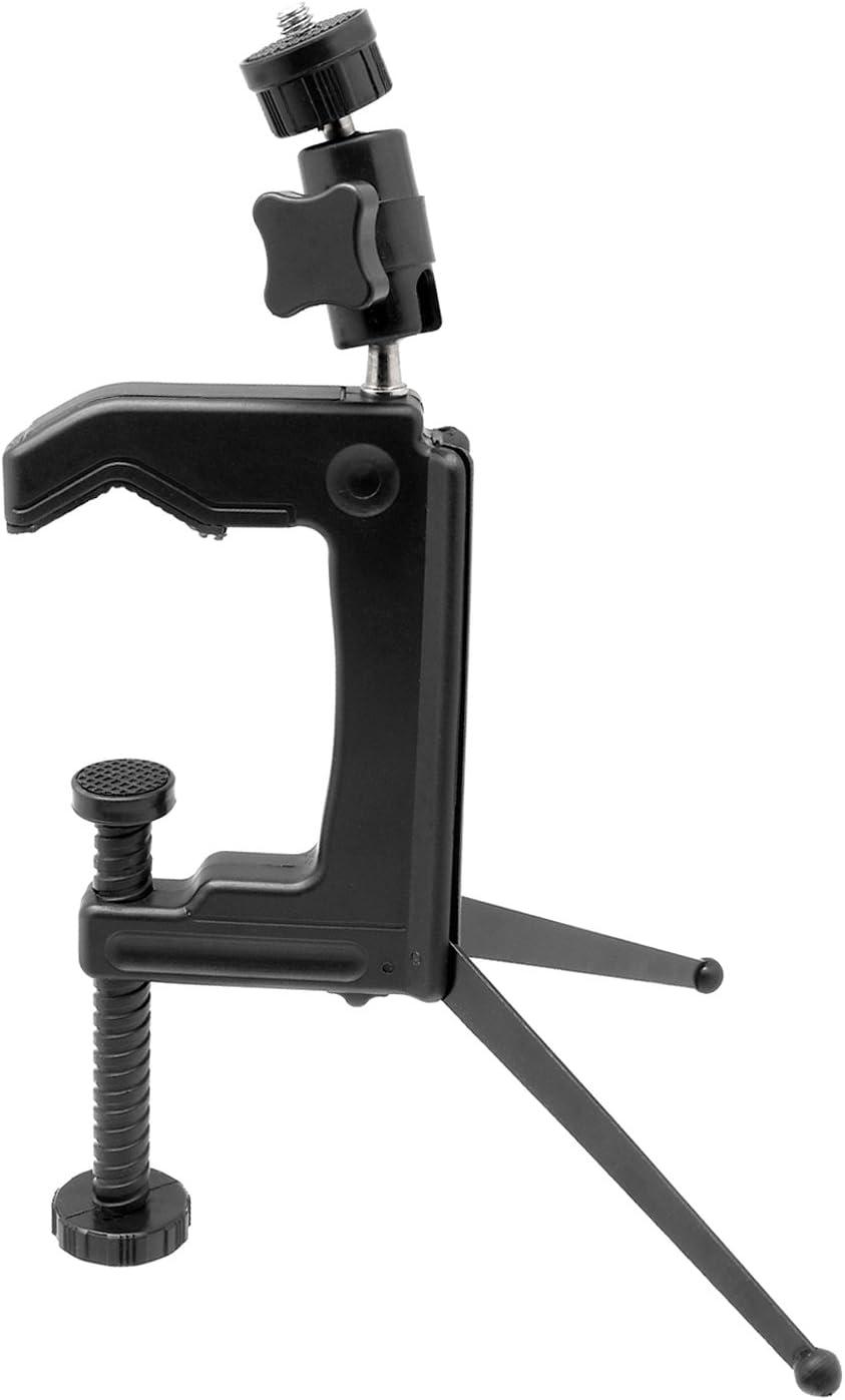 Gadget Place 3-Shoe Bracket for Olympus PEN E-PL7 E-PL6 E-P5 OM-D E-M10 E-M1