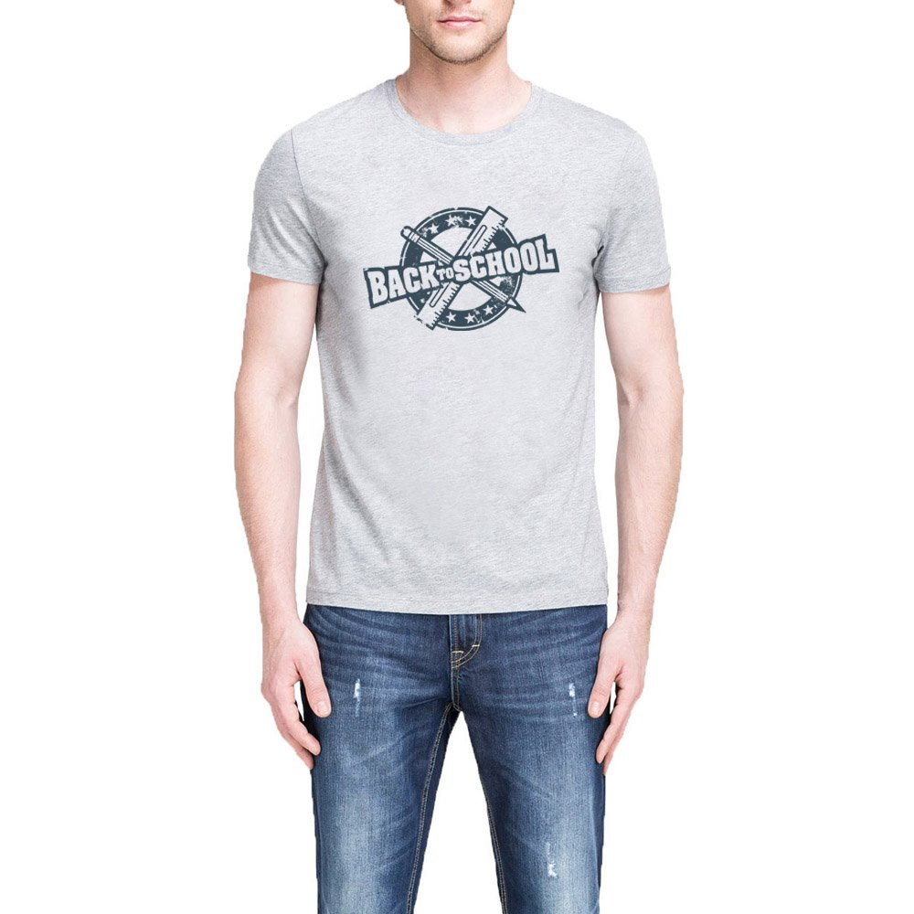 Loo Show Back To School Graphic Casual Vintage T Shirt Tee