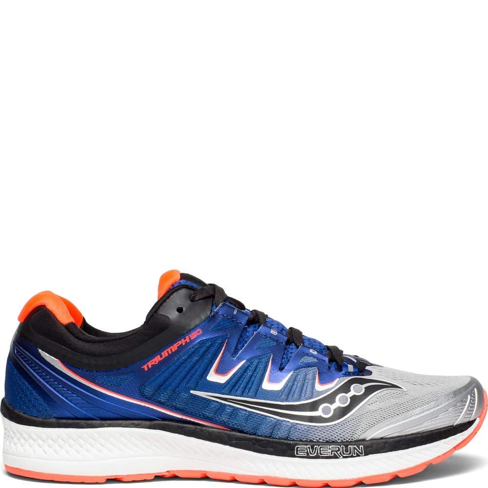 TALLA 43 EU. Saucony Triumph ISO 4, Zapatillas de Running para Hombre