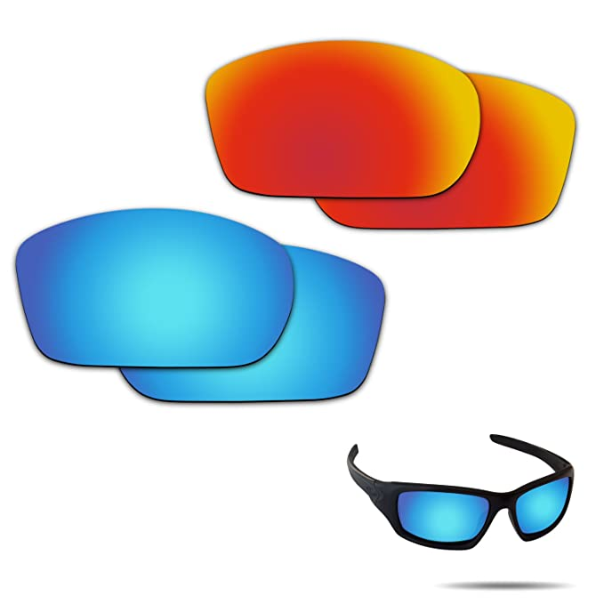 Amazon.com: fiskr anti-saltwater polarizadas lentes de ...