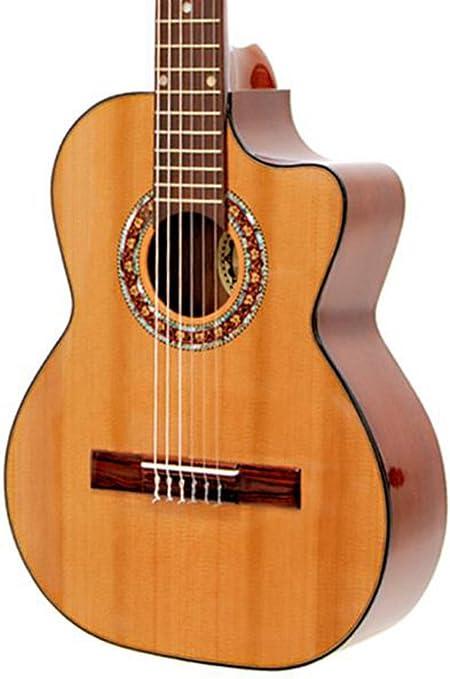 paracho Elite Guitarra Gonzales Requinto 6 cuerdas Natural: Amazon.es: Instrumentos musicales