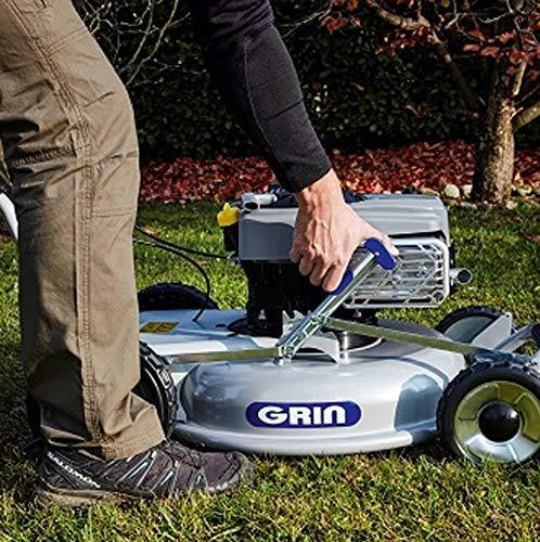 Grin - Cortacésped PM53 Pro: Amazon.es: Jardín
