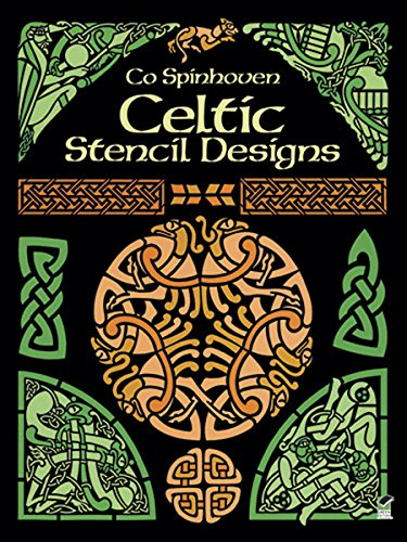 Knotwork Motif Celtic (Celtic Stencil Designs (Dover Pictorial Archive))