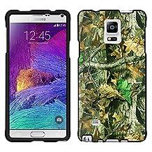 Samsung Galaxy Note 4 Camo Hunter Leaf Case