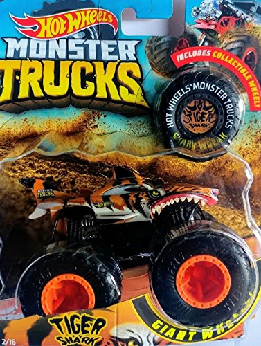 hot wheels shark toy - 7