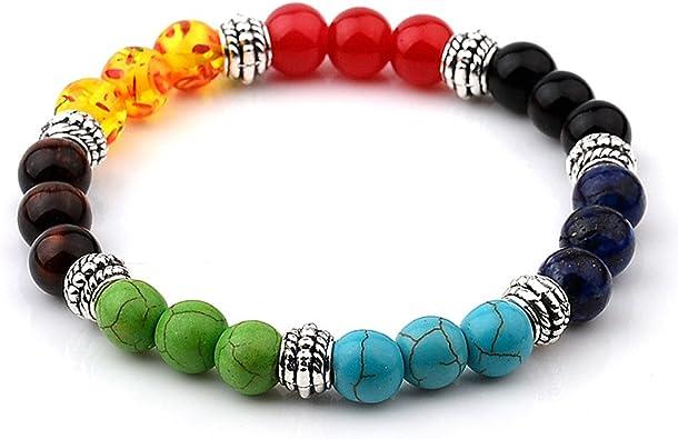 bracelet femme perle chakra