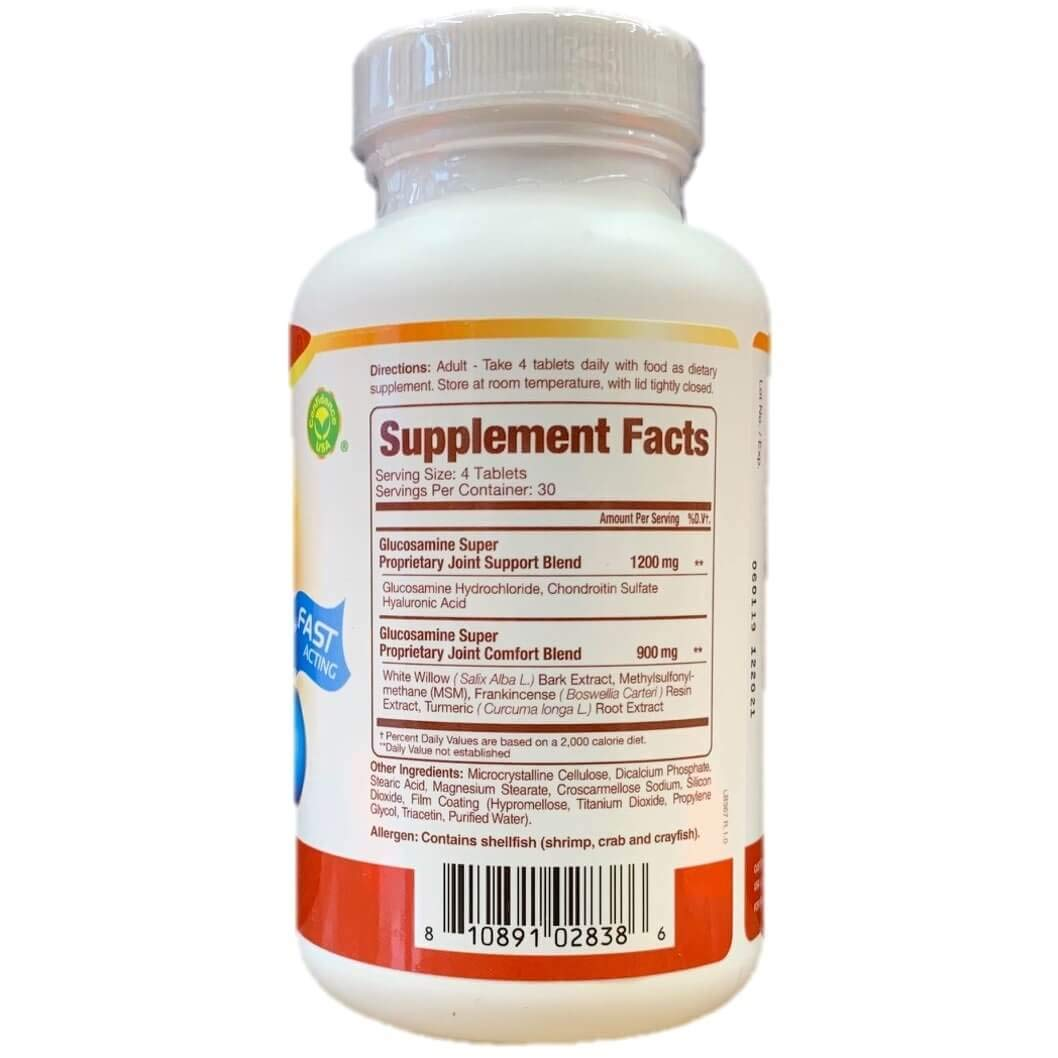 Glucosamine Plus (120) by Confidence USA Inc