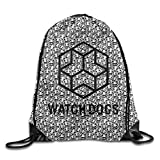 Runy Watch Dogs Adjustable String Gym Backpack offers