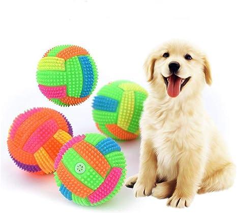 Ceepko Bola de Molar para Perros, Bola de Juguete para Mascotas ...
