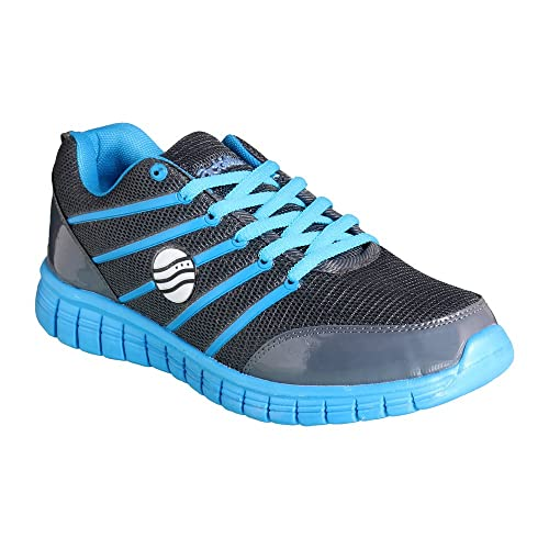 83ffa99e4 Action Shoes Action Sports Men Sports Shoes 412-Grey-Navy  Buy Online at  Low Prices in India - Amazon.in