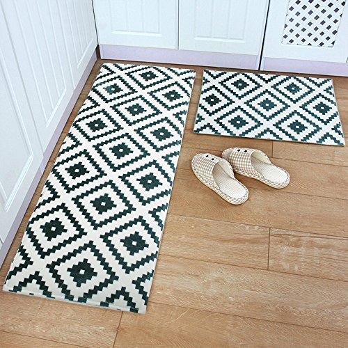 yazi Non Slip Doormat 15 7x23 6inch 15 7x45 3inch